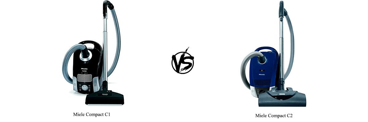 Miele C1 vs C2